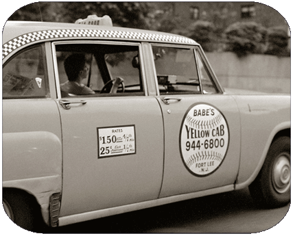 Babes Taxi: Established 1947